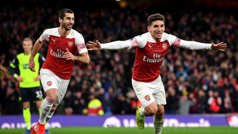Arsenal 1-0 Huddersfield: Report, Ratings & Reaction as Gunners Edge Past Stubborn Terriers