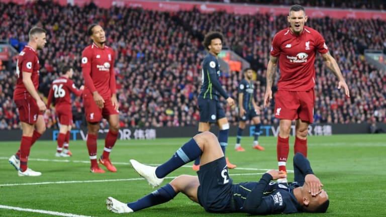 Gabriel Jesus 'Not Happy' With Pep Guardiola's Decision to Give Riyad Mahrez Penalty Duties