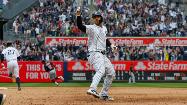 The Table Setter: Gleyber Torres, Fernando Romero Are Here; Yankees Welcome Red Sox