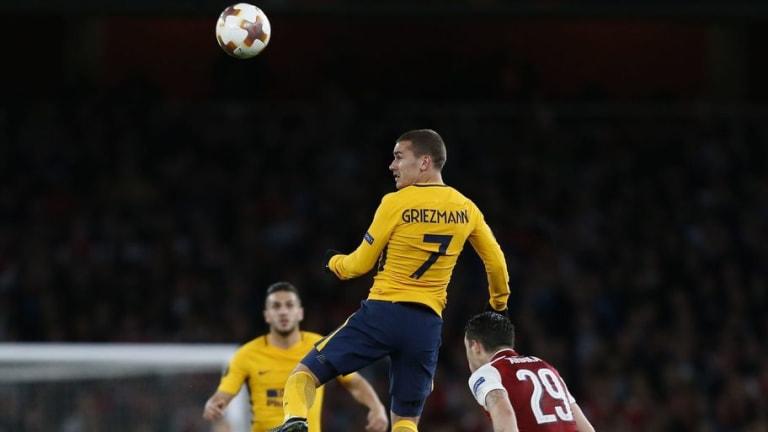 VIDEO   Griezmann empata el partido tras un pase magistral de Giménez