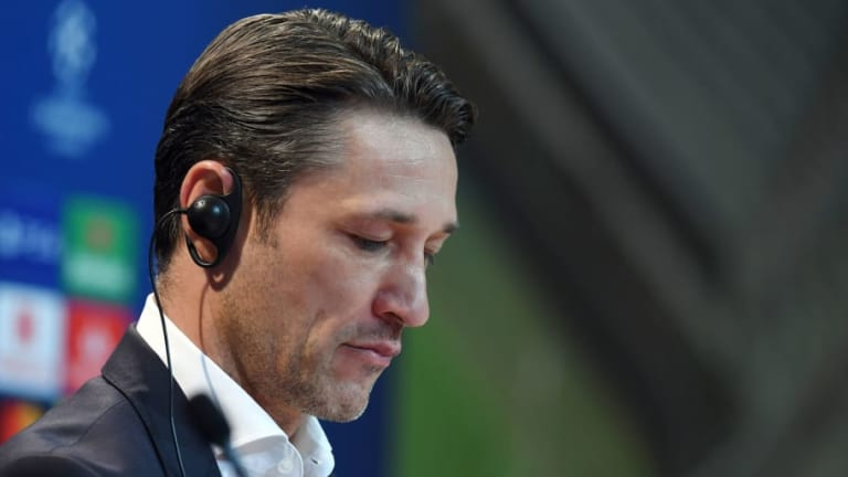 Niko Kovac Insists He Will Keep Fighting for Job After Reports of Player Revolt
