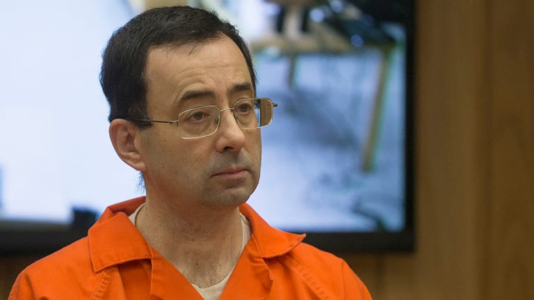 Larry Nassar Case Prompts Department of Education Investigation Into Michigan State