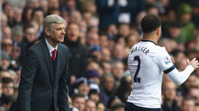 Arsene Wenger Claims Kyle Walker 'Is Not a Real Defender' & Identifies Him as England's Weakness