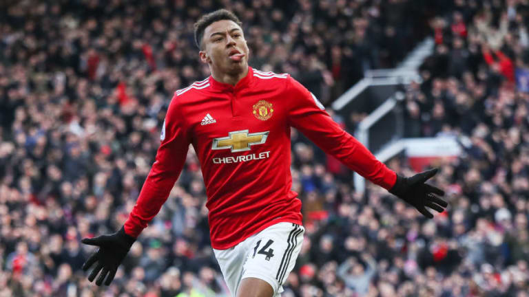 Jesse Lingard in Line for Lucrative New Man Utd Contract as Reward for Continuing Rise