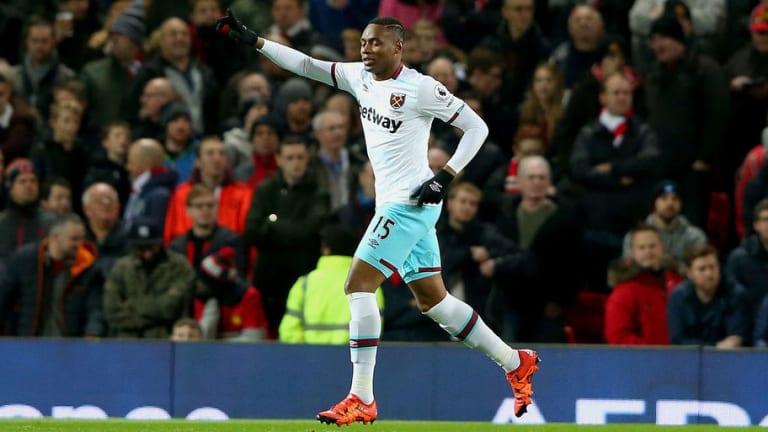 Bordeaux President Reveals Plans to Sign Out-of-Favour West Ham Striker Diafra Sakho