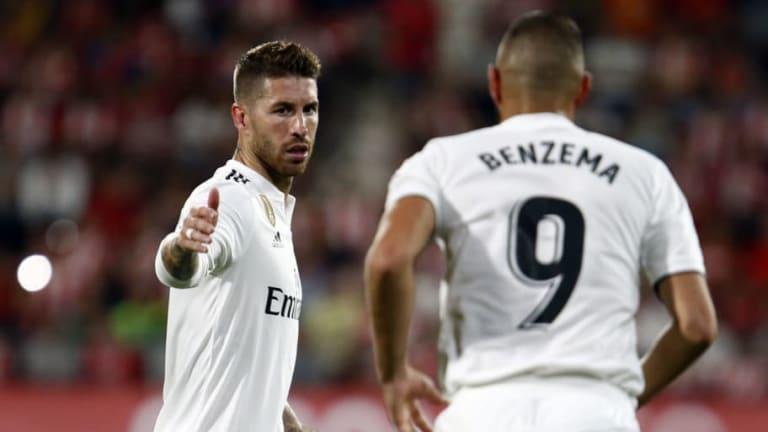 El motivo por el que Ramos no tiró el segundo penalti ante el Girona