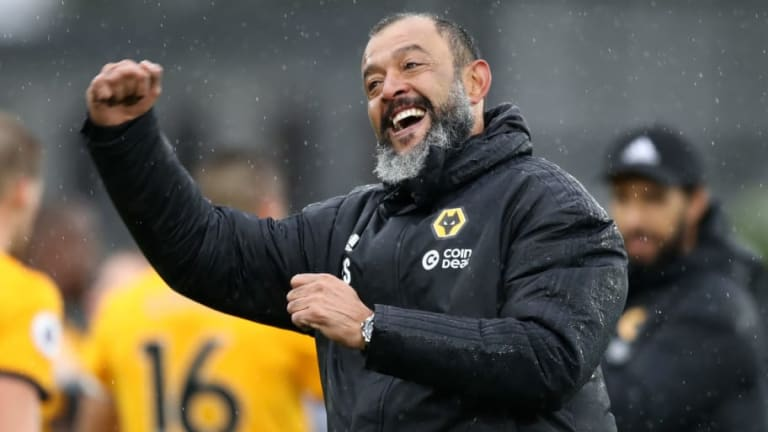 Nuno Espirito Santo 'Delighted' With Recent Displays After Wolves' 1-0 Victory Over Crystal Palace