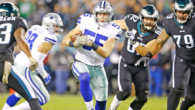 Cowboys' Defense Brings the Explosiveness the Offense Lacks in Sunday Night Win vs. Eagles