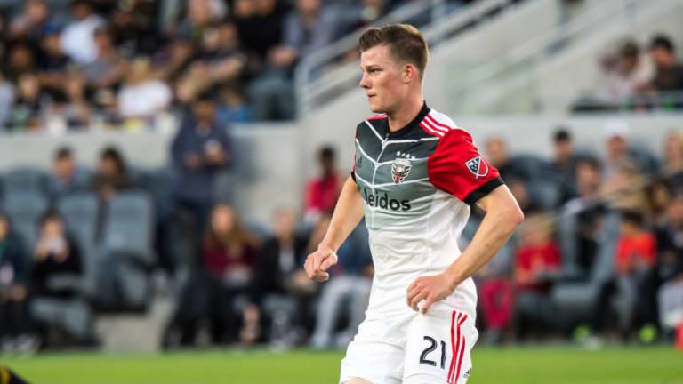 PROMESA: El joven Chris Durkin interesa a clubes europeos luego de su gran desempeño en DC United