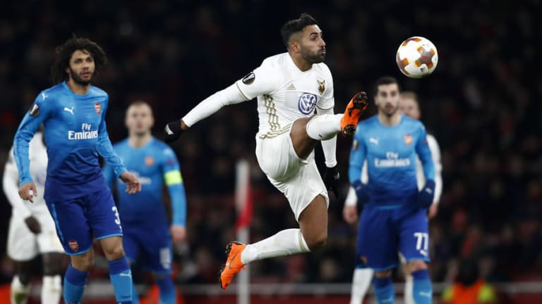 Premier League Clubs Circle Around Iranian Striker After Impressive Display Against Arsenal