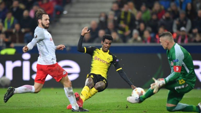 Red Bull Salzburg 0-0 Borussia Dortmund: Impressive Austrians See Off Underwhelming BVB