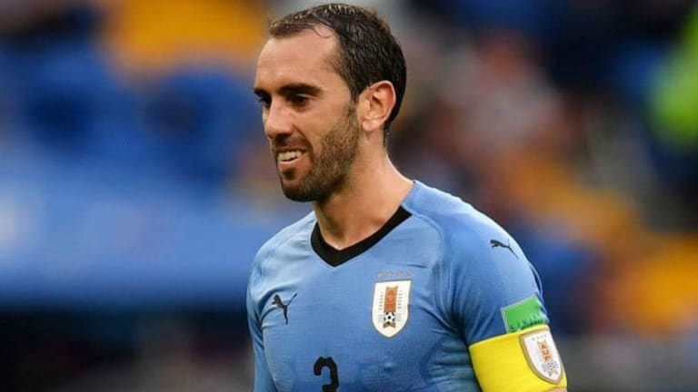 Initial Reports Shown as False After Story Links Atletico Madrid's Diego Godin With Man Utd Move