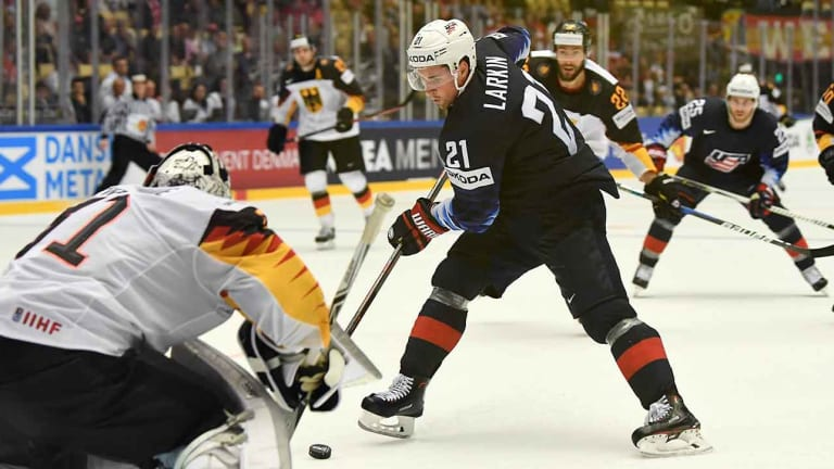 Young Stars Eager to Show How Far USA Hockey Has Come