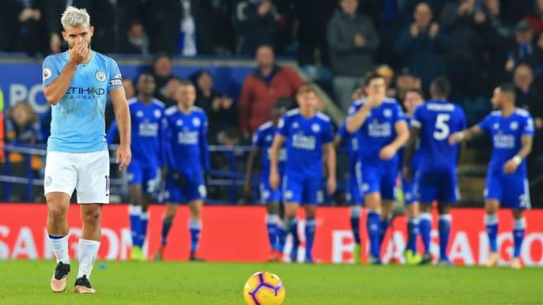 Zarpazo en Leicester: el Manchester City de Guardiola no pudo contra los 'Foxes'