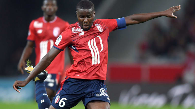 Crystal Palace Have Third Bid for Lille Midfielder Ibrahim Amadou Rejected as Deadline Day Looms