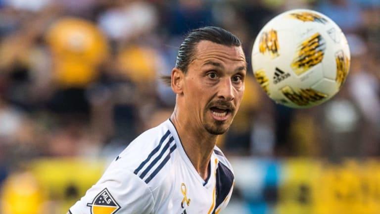 FRACASO: Zlatan se quedó sin postemporada luego de la caida del Galaxy ante Houston