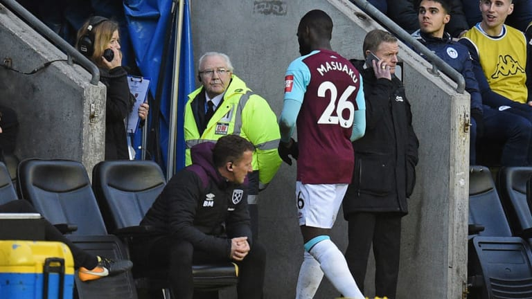 West Ham Left Embarrassed After Ironically Calling Masuaku 'King of the Dribble' in Match Programme