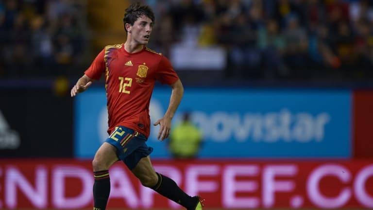 OFICIAL | El Real Madrid anuncia el fichaje de Odriozola