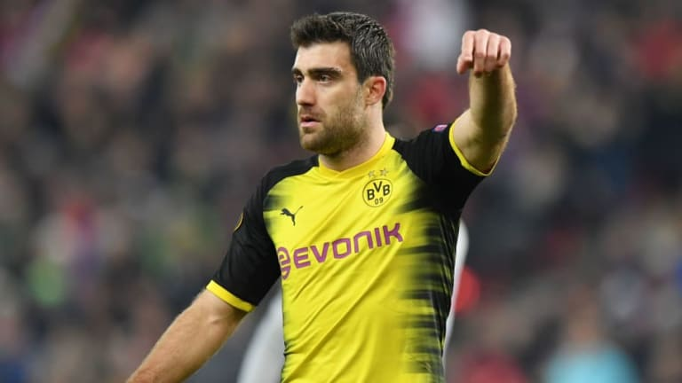 Arsenal Tipped to Complete Sokratis Signing in 'Coming Days' as First Post-Wenger Buy