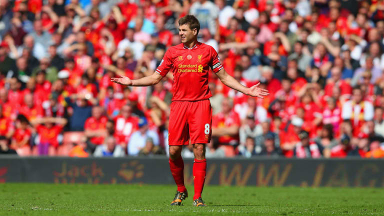ON THIS DAY: 'The Slip' by Steven Gerrard That Cost Liverpool the Premier League Title