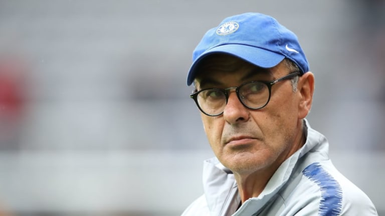 Sarri Discusses Futures of Young Chelsea Duo & Admits 'It's Up to Them' if They Wish to Stay