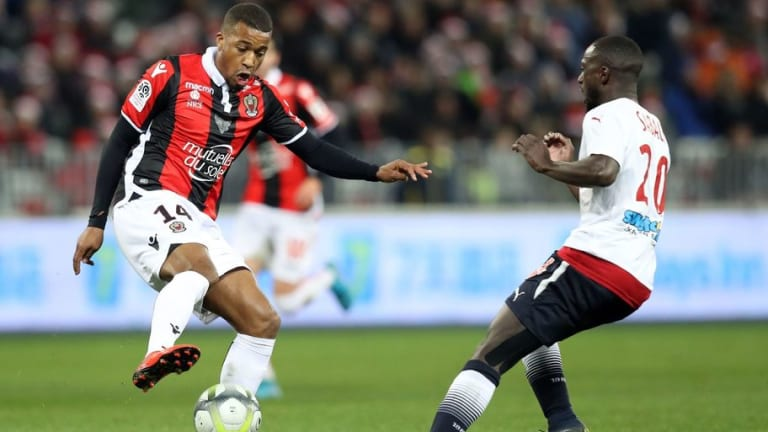Claude Puel Watching Alassane Plea as Leicester Consider Making a Move for the Lyon Striker