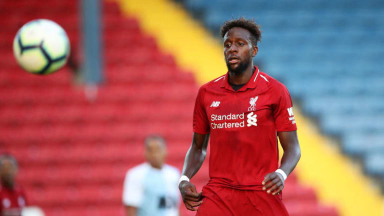 Galatasaray Set to Make January Swoop for Out of Favour Liverpool Forward Divock Origi
