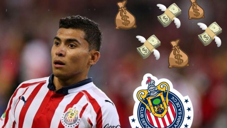 Bomba | La millonaria oferta de Tigres por Orbelin Pineda que va a ser muy difícil rechazar