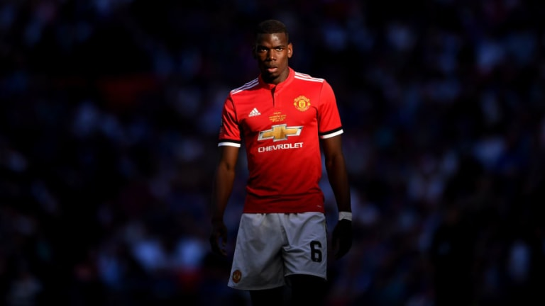 Paul Pogba Names List of Players Better Than Himself Including Shock Ex-Arsenal Midfielder