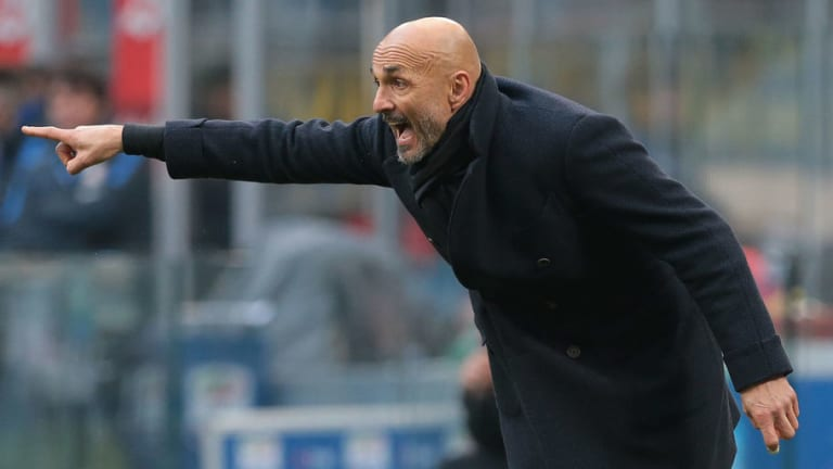 Inter Boss Luciano Spalletti Admits 'Expectations Were Unduly Raised' After Win Over Bologna