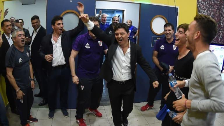 ¡No hay más dudas! Marcelo Gallardo es el nuevo jugador número 12 del Superclásico