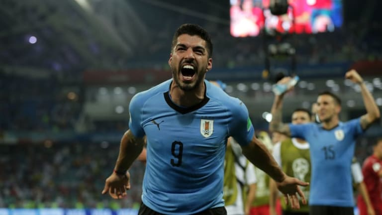 'Once a Red, Always a Red!' Uruguay World Cup Star Drives Liverpool Fans Crazy With Instagram Video