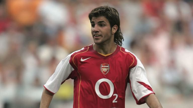 Man Utd Legend Reveals How Cesc Fabregas Prevented Him Joining Arsenal Before Spurs Move in 2004