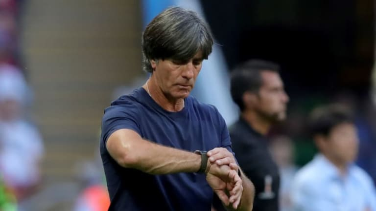 Joachim Low Admits His Side 'Deserve to Be Eliminated' After Poor Showing Against South Korea