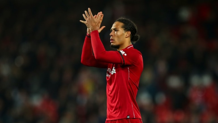 Virgil Van Dijk Insists He Doesn't Need Rest Ahead of Liverpool's Huge Clash With Manchester City