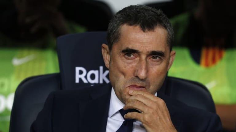 SORPRESA | Los descartes de Valverde en la convocatoria para el partido ante el Athletic