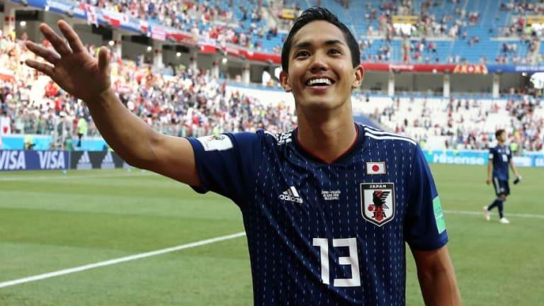 Mainz Announce Agreement in 'Principle' With Newcastle for Japanese Striker Yoshinori Muto