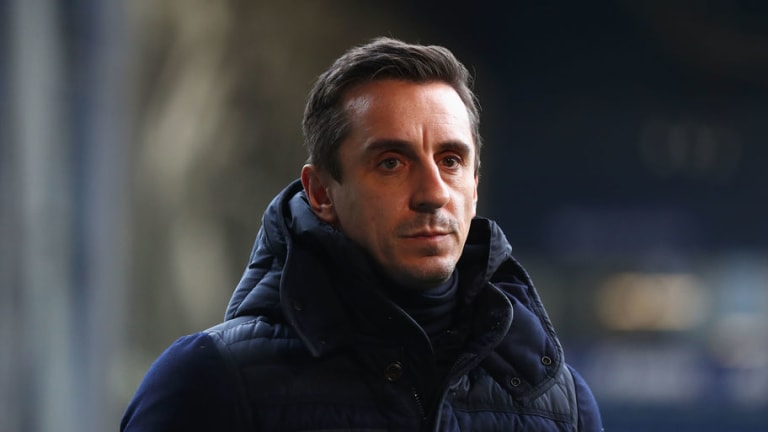 Gary Neville Still Holding Onto Roma Hope After Embarrassing Himself With Pre-Match UCL Prediction