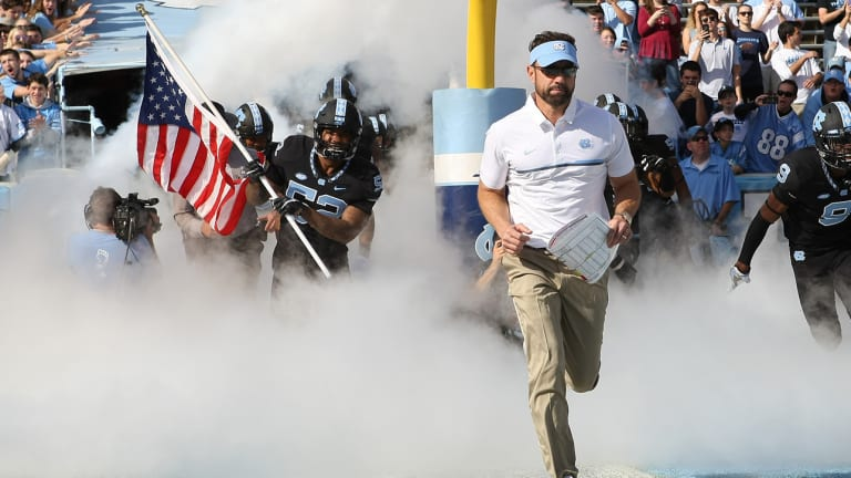 Larry Fedora Is Here to Save Football, and Maybe America