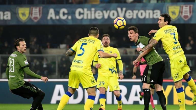 Chievo-Juventus | Alineaciones confirmadas