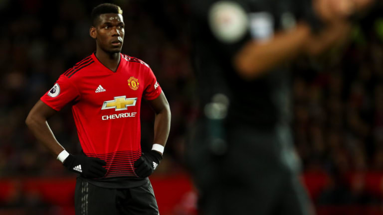Report Claims Paul Pogba Gave Jose Mourinho Tactical Advice During Man Utd's 3-2 Win Over Newcastle