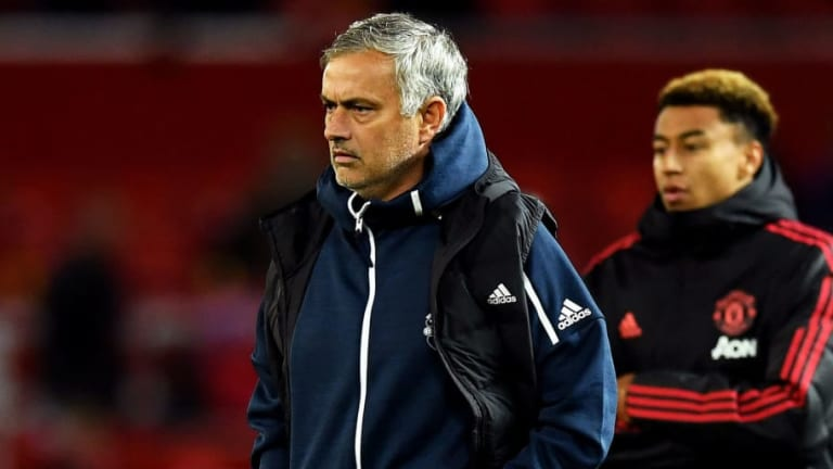 Jose Mourinho Delivers Man Utd Team News With 2 Players Missing for West Ham Clash