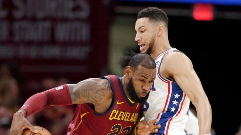 76ers' Ben Simmons on Potential Fit With LeBron James: 'There's Only One Way to Find Out'