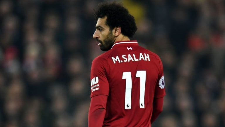 Mohamed Salah in Danger of Two-Game Retrospective Ban After Alleged Dive Against Newcastle