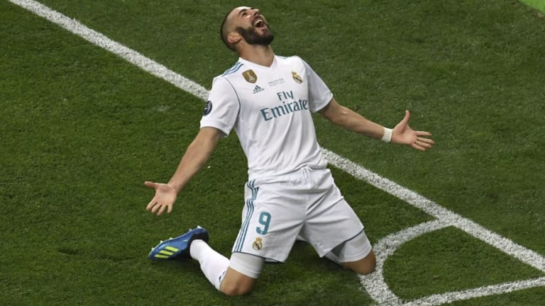 Karim Benzema Hints at Real Madrid Exit With Cryptic Tweet as Napoli Eye €40m Move for Striker