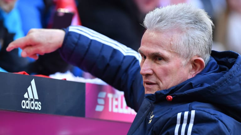 Jupp Heynckes Praises 'Clever' Hertha as Stubborn Visitors Take Draw From Bavaria