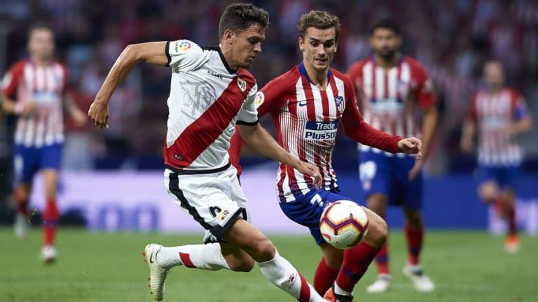 El 1x1 del Atlético de Madrid en la victoria contra el Rayo Vallecano (1-0)