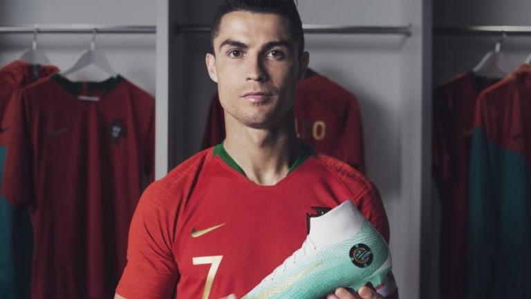 Nike Commemorate Cristiano Ronaldo's Landmark Portugal Stat With Incredible Edicao Especial Boot