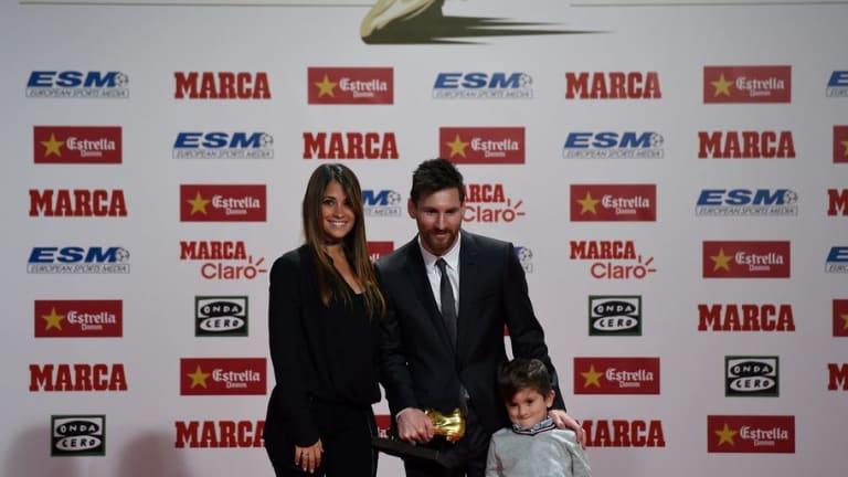 Lionel Messi & Wife Antonella Roccuzzo Announce the Name of Their Third Child