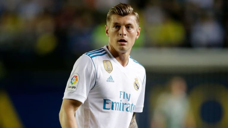 Man Utd Linked With Ambitious Fresh Swoop for Real Madrid Midfield Linchpin Toni Kroos